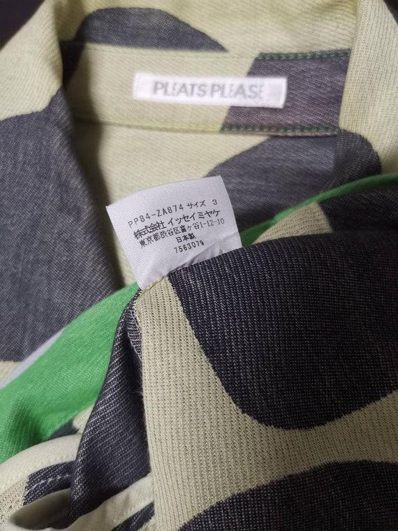 Pleats Please Shirt Dress by Issey Miyake - image 10