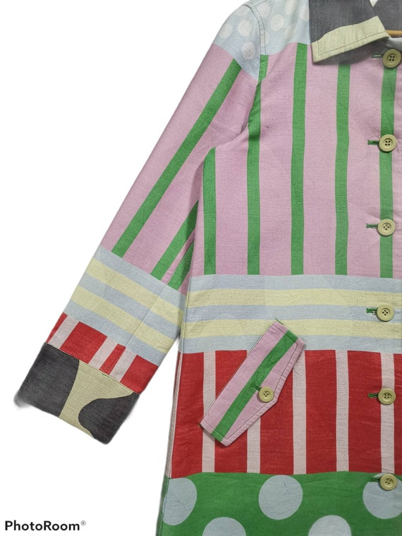 Pleats Please Shirt Dress by Issey Miyake - image 7