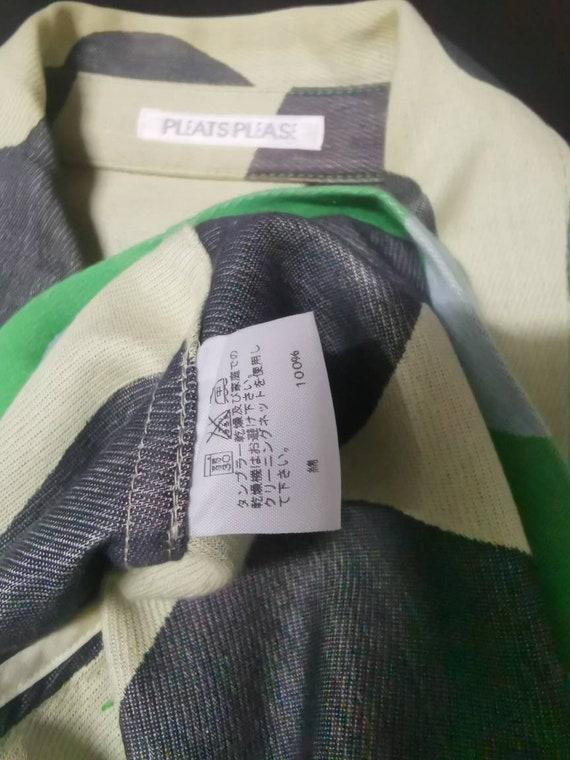 Pleats Please Shirt Dress by Issey Miyake - image 9