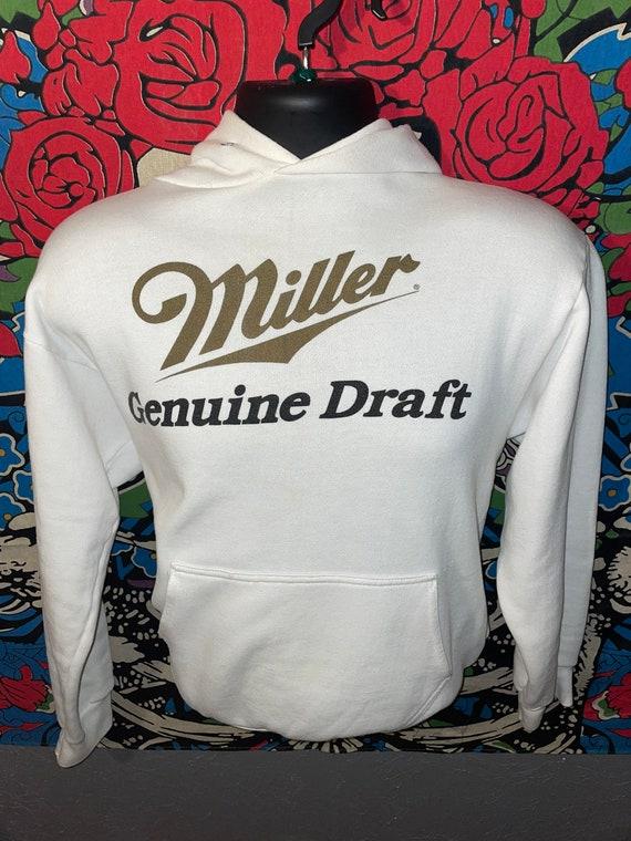 Vintage Miller Beer Hoodie