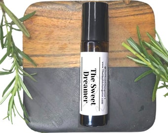 Sleep Roller, Natural Sleep Aid, Aromatherapy Roll On, Clove Essential Oil, Lavender Oil For Skin, Relaxing Office Decor, Calming Oils