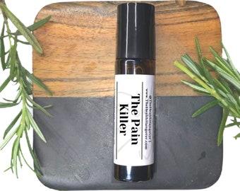Migraine Roll On, Migraine Relief Kit, Pain Relief Oil, Pain Relief Salve, Clove Essential Oil, Lavender Roller, Nerve Pain Relief Oil
