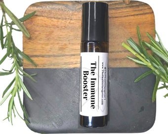Immune Rescue Kit, Immunity Tincture, Lemongrass Oil, Tea Tree Oil for Face, Eucalyptus Oil for Soap, Wellness Gift Box, Immune Booster