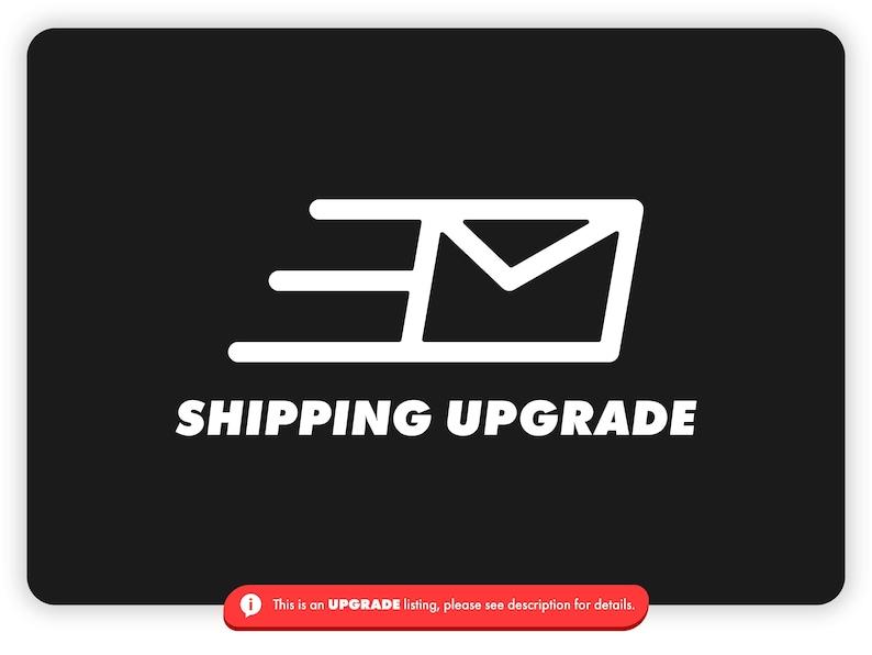 Upgrade Vibin/' Prints Shipping Upgrade