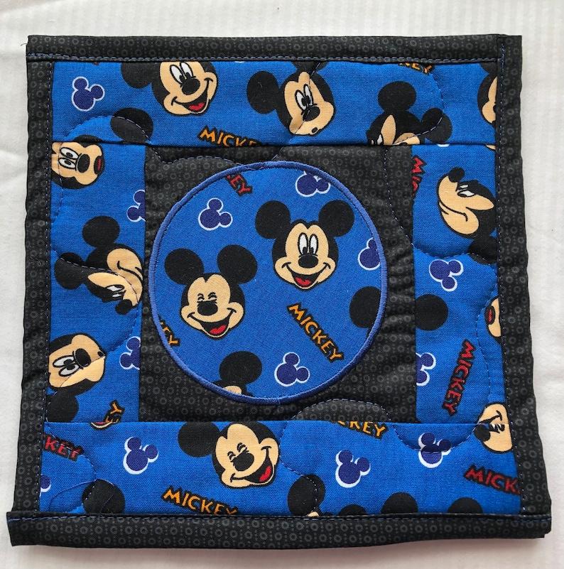 Mickey Mouse Hot Pad Set