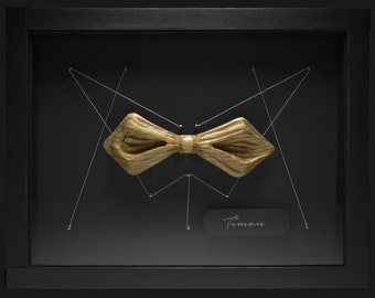 Wooden Butterfly Knot - Timon