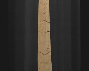 Double Face Wooden Tie - Licine