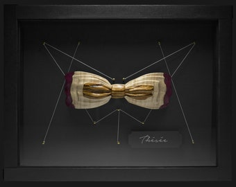 Wooden Butterfly Knot - Theseus