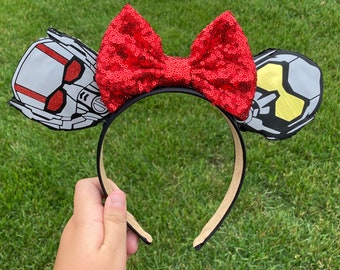 Ant-Man and the Wasp Ears