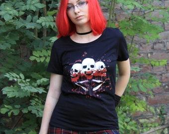 T-shirt Bloody