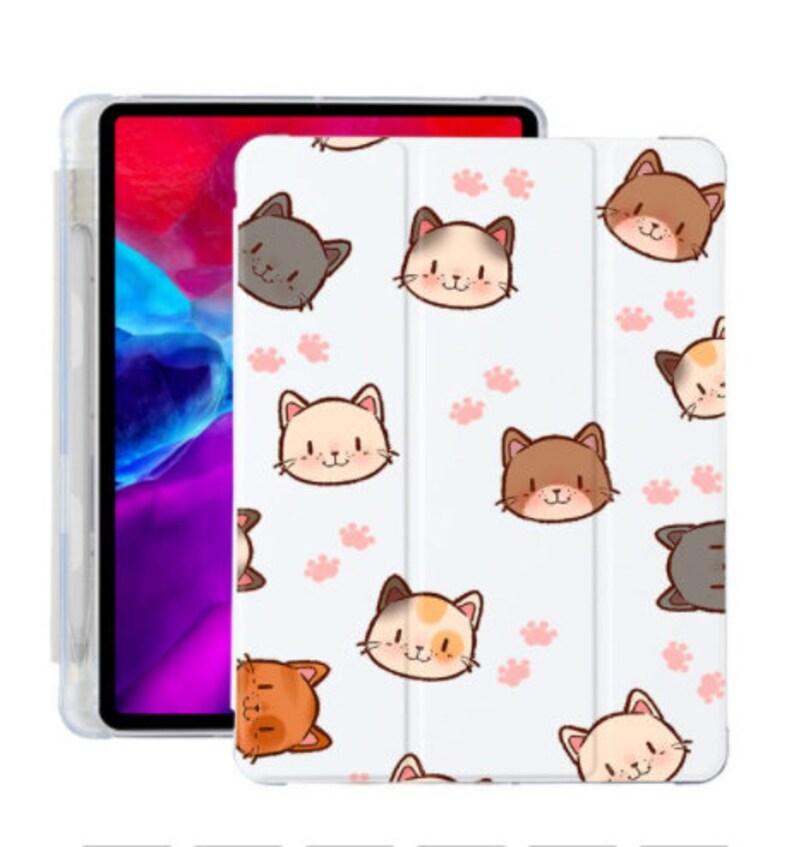iPad Case Cartoon Bear Kawaii Animal iPad Case Cute Cartoon Kawaii Water SealCatDog iPad Case All Devices iPad Case Cute Teddy Bear