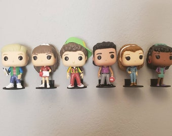 Funko Pop Floating Stand