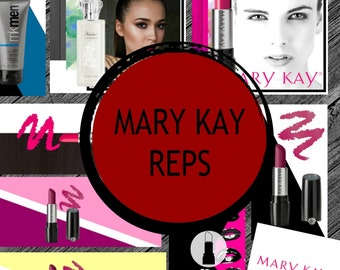 Mary Kay Social Media Package / Mary Kay Templates / Vision Board Kit / DIY Tee / 2021 + 2022 Planner and Calendars