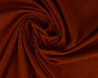 Cotton jersey fabric, plain cotton jersey fabric, oeketex cotton jersey