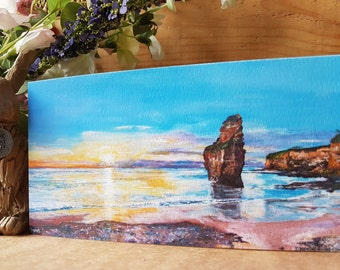 Selection of 8x Landscape Greetings Cards, Free Postage, Unique Artwork, Fine Artist, Local landmarks, Paintings, Art