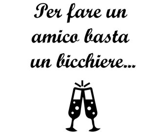 Italian Proverbs - SVG, EPS, Illustrator and PNG of Italian Phrases