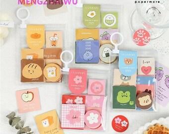 Papermake Sticker Set