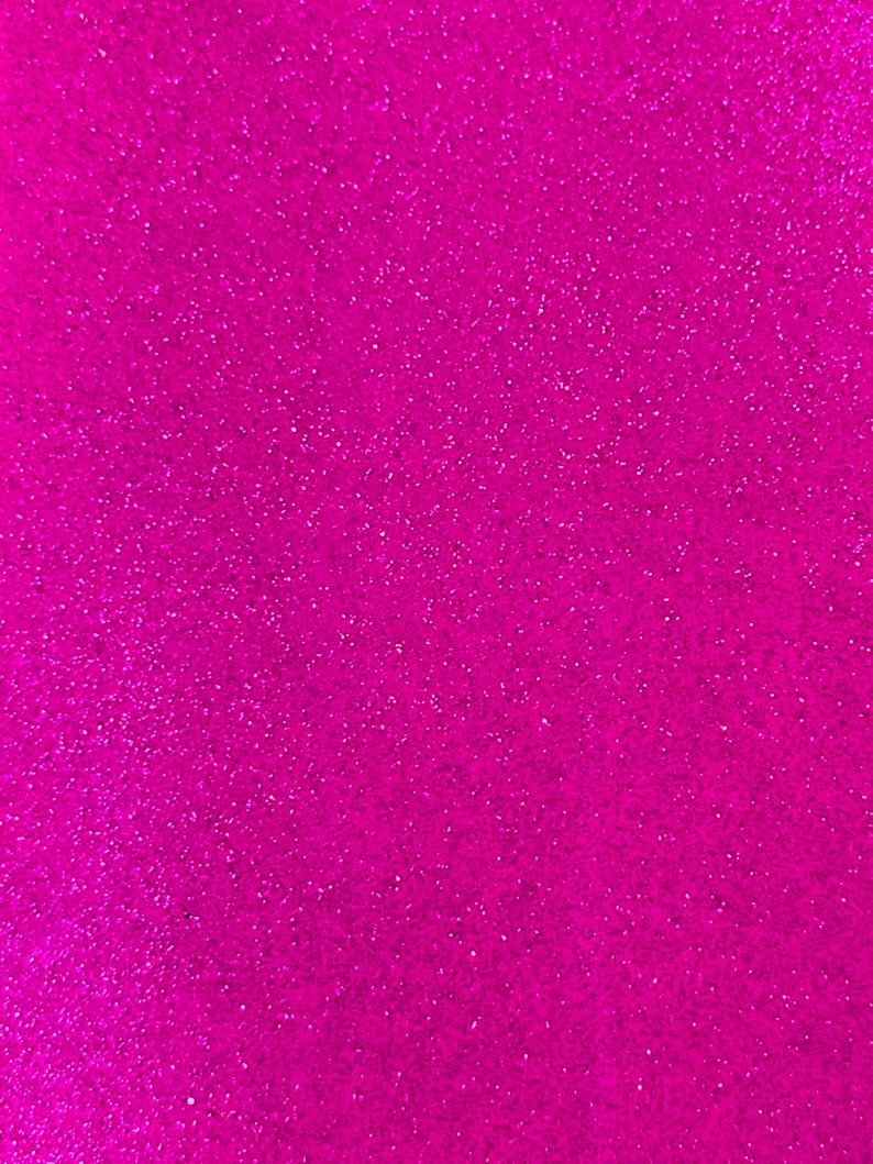 54 Width Sold By The Yard Accessories Glossy Upholster Fuchsia Metallic Vinyl Faux Fake Leather Sparkle Glitter Fabric