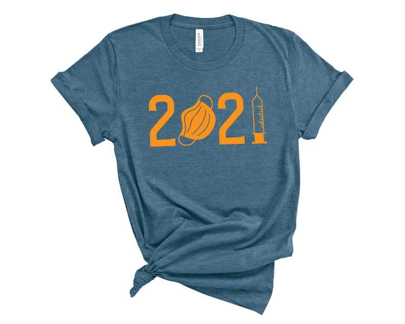 Gearhuman –  2021 Mask Syringe Shirt 2021 Quarantine Shirt I Got My – 3D Tshirt – TH-0108
