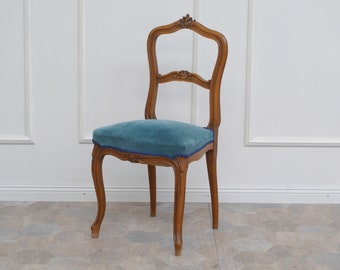EPOCH 1920 Chair Dining Chair Chippendale Vintage Old Upholstery F.A.005.001.000.102