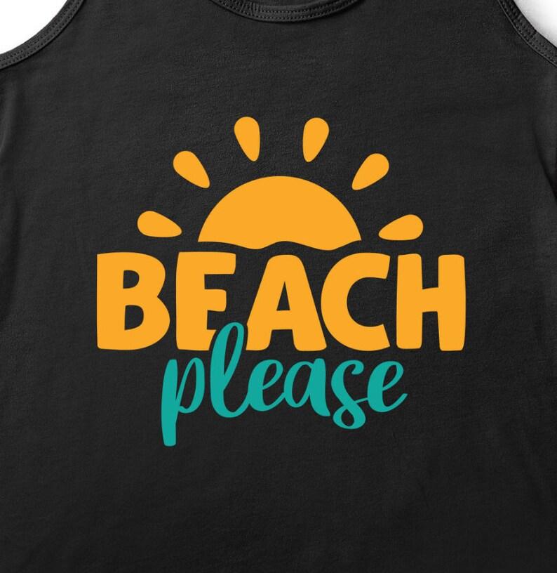 Beach Please Tank Top Vacation Tank Beach Please Tank Summer Tank Vacation Shirt Tank Top Beach Shirt Beach Tank Top