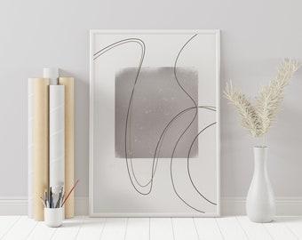 Single modern art print   Prints in the UK   Prints wall art   Prints for framing   Abstract print   Art print for homes   Prints art   Art