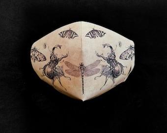 Masken-Cover - Insekten