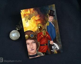 Steampunk Comic: Hildesia - Chapter 2