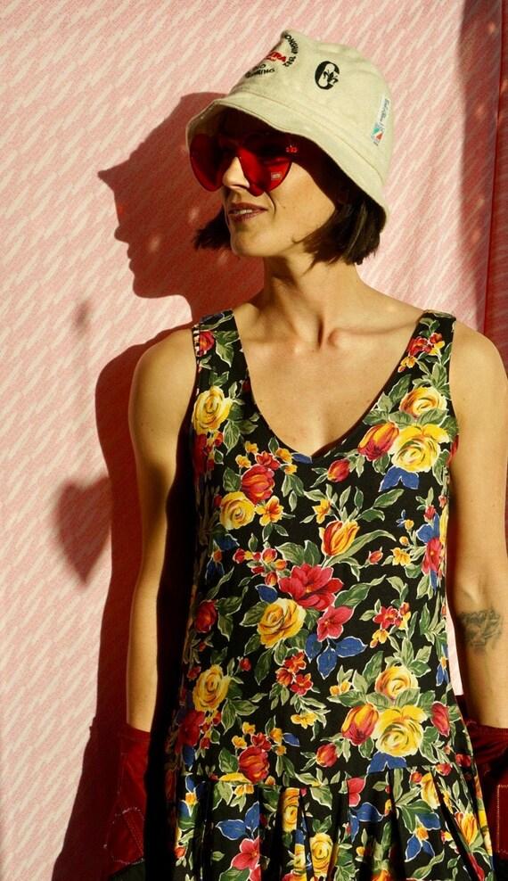 Vintage 1990's Floral Sundress