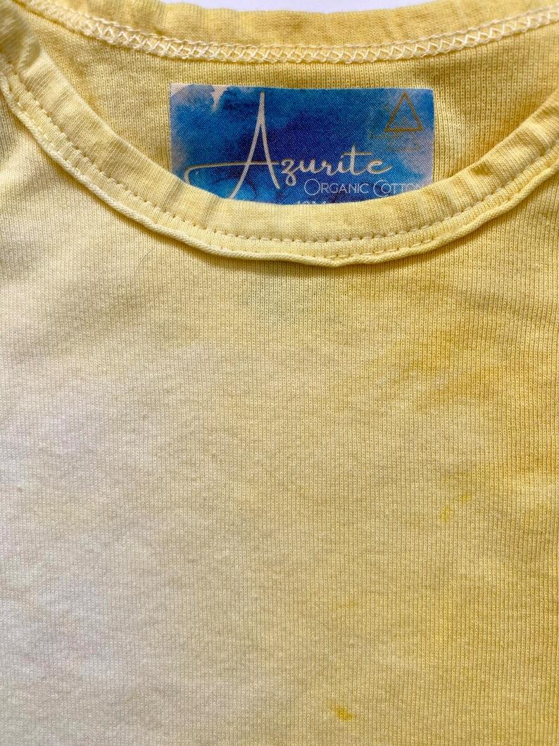 9-12 Month Natural Plant Dye Short Sleeve Baby Onesie  Tie Dye Boho Baby Onesie  Trendy Baby Clothes
