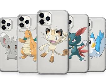 Pokemon iphone case | Etsy