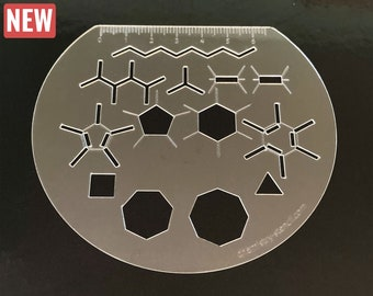 Organic Chemistry Stencil   Original