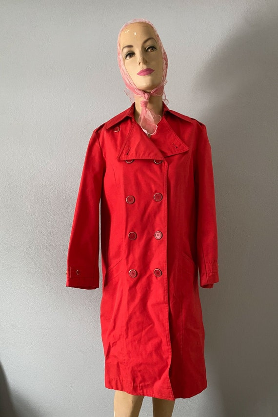 Vintage 1970's Penneys Trench coat