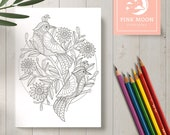 Printable Coloring Pages Mandala Coloring Pages for Adults and Kids