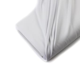 Organic Cotton Interlock Skinny Chev Pool 45 wide