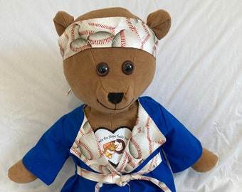 Pandemic Bear David Uses Music to Help Listeners Fight Depression, Fear, Loneliness, and COVID-19 Fears