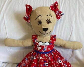 Musical Therapy Bear Deborah Fights Depression, Loneliness, COVID 19, and Pandemic Fears