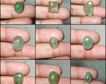 Q-1894 For Making Precious Jewelry Marvelous AAA Top 100/% Natural Quality Multi Stone Fancy Shape cabochonFaceted Loose Gemstone