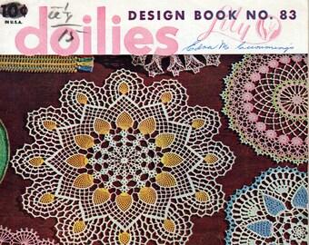 Doilies Design Book # 83    Original