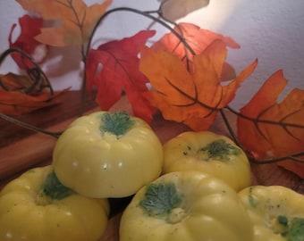 Candy Corn pumpkin wax melts
