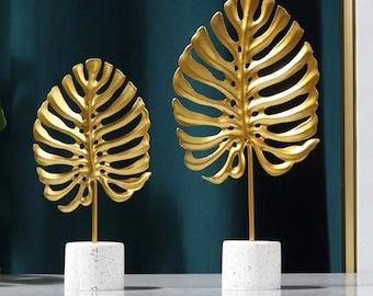 Gold Sculpture Etsy