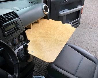 Honda Element Passenger's Work Table