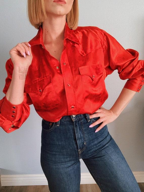 Vintage 1950's Levi's Shirt