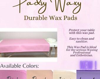 Wax Pad, Esthetician Wax Pad, Wax Mat, Spa Bed Pad, Massage Table Pad, Sweet Mat