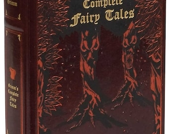 Leather-Bound Classics: Grimm's Complete Fairy Tales (Hardcover) Best Selling Items