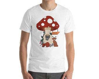 Exotic Pet Wonderland Short-Sleeve Unisex T-Shirt