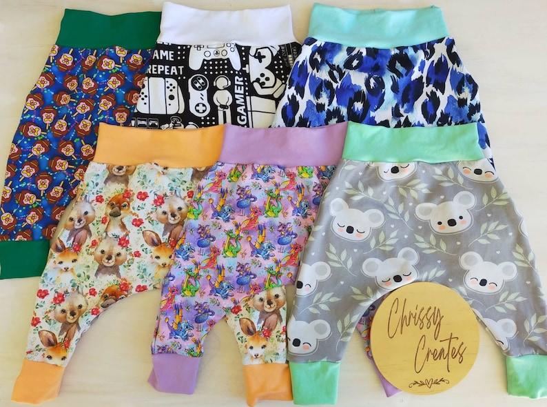 Baby Harem Pants size 00 image 0
