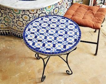 CUSTOMIZABLE Handmade Mosaic Coffee Table - GIFT