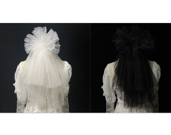 Sell By Yard Bridal Illusion Tulle Wedding Veil Fabric Soft Tulle For Bridal Veil White and Ivory LS015