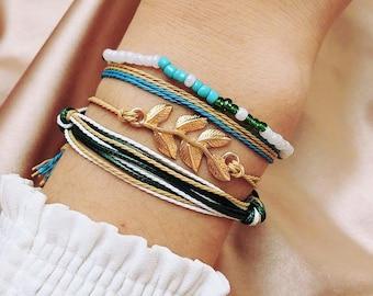 Dream catcher Summer camp Grey bracelet Hippie bracelet Bracelet Dreamcatcher jewelry Dreamcatcher Boho bracelet Pink bracelet